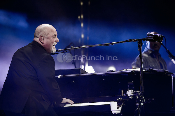 LAS VEGAS, NV - April 30, 2016: Billy Joel at T-Mobile Arena in Las vegas, NV on April 30, 2016. Credit: Erik Kabik Photography/ MediaPunch