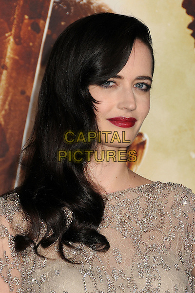 4 March 2014 - Hollywood, California - Eva Green. &quot;300: Rise of an Empire&quot; Los Angeles Premiere held at the TCL Chinese Theatre. <br /> CAP/ADM/BP<br /> &copy;Byron Purvis/AdMedia/Capital Pictures