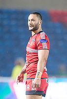 Picture by Allan McKenzie/SWpix.com - 16/03/2018 - Rugby League - Betfred Super League - Salford Red Devils v Hull FC - AJ Bell Stadium, Salford, England - Weller Hauraki.