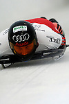 15 December 2006: Pascal Oswald from Switzerland starts his first run during the FIBT Men's World Cup Skeleton Competition at the Olympic Sports Complex on Mount Van Hoevenburg  in Lake Placid, New York, USA. &#xA;&#xA;Mandatory Photo credit: Ed Wolfstein Photo<br />