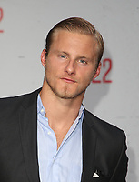 9 August 2018-  Westwood, California - Alexander Ludwig. Premiere Of STX Films' &quot;Mile 22&quot; held at The Regency Village Theatre. <br /> CAP/MPIFS<br /> &copy;MPIFS/Capital Pictures