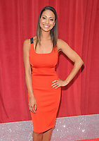 Laura Rollins at the British Soap Awards 2018, Hackney Town Hall, Mare Street, London, England, UK, on Saturday 02 June 2018.<br /> CAP/CAN<br /> &copy;CAN/Capital Pictures