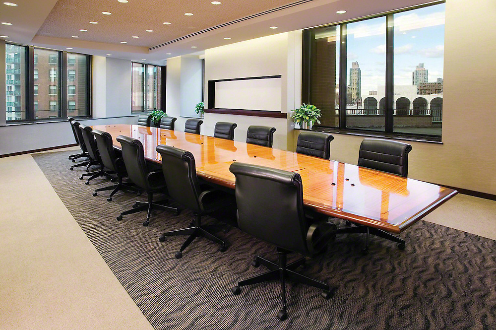 Executive Table Top Powered Boardroom