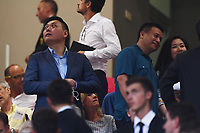 Milano 27-08-2017 Stadio Giuseppe Meazza in San Siro Calcio Serie A 2017/2018 Milan - Cagliari Foto Imagesport/Insidefoto <br /> nella foto: Yonghong Li-Han Li