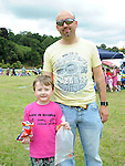 Michael and Aaron McFadden from Collon pictured at the Ladywell Fete held in the grounds of Slane castle. Photo: www.pressphotos.ie