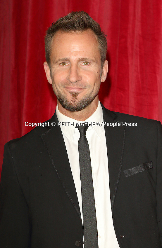The British Soap Awards 2016 held at the Hackney Empire, London on May 28th 2016<br />