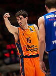 Eurocup 14-15<br /> Valencia Basket (87)vs(92) CSU Asesoft Ploiesti<br /> Pabellon Fuente de San Luis<br /> Valencia - Spain<br /> 21/01/2015