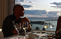 Norwegen, Oslo, Ekebergsrestauranten, Kongsveien 15