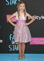 NEW YORK CITY, NY, USA - JUNE 02: Sophie Guest at the New York Premiere Of 'The Fault In Our Stars' held at Ziegfeld Theatre on June 2, 2014 in New York City, New York, United States. (Photo by Jeffery Duran/Celebrity Monitor)