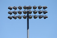 A floodlight pylon during Essex CCC vs Somerset CCC, Specsavers County Championship Division 1 Cricket at The Cloudfm County Ground on 26th June 2018