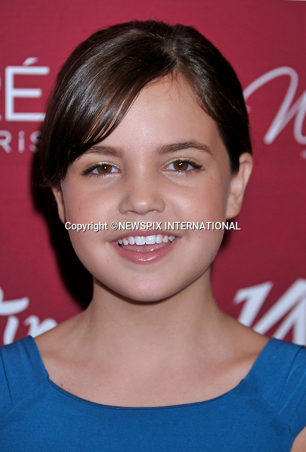 """BAILEE MADISON.attends the Variety's 3rd Annual Power of Women Luncheon at the Beverly Wilshire Four Seasons Hotel, Beverly Hills, Los Angeles_23/09/2011.Mandatory Photo Credit: ©Crosby/Newspix International. .**ALL FEES PAYABLE TO: """"NEWSPIX INTERNATIONAL""""**..PHOTO CREDIT MANDATORY!!: NEWSPIX INTERNATIONAL(Failure to credit will incur a surcharge of 100% of reproduction fees).IMMEDIATE CONFIRMATION OF USAGE REQUIRED:.Newspix International, 31 Chinnery Hill, Bishop's Stortford, ENGLAND CM23 3PS.Tel:+441279 324672  ; Fax: +441279656877.Mobile:  0777568 1153.e-mail: info@newspixinternational.co.uk"""