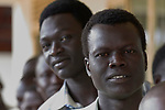 Students at the Solidarity Teacher Training College (STTC) in Yambio, South Sudan. The STTC is run by Solidarity with South Sudan, an international network of Catholic groups working to train teachers, health workers and pastoral agents throughout the African country.