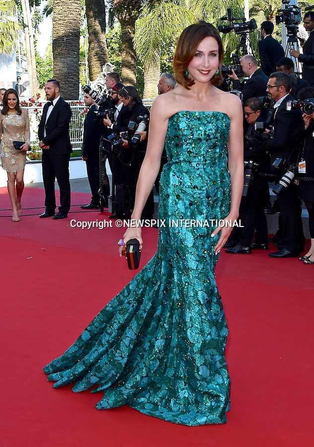 17.05.2015; Cannes France: ELSA ZYLBERSTEIN<br /> attends the &quot;Carol&quot; screening at the 68th Cannes Film Festival.<br /> Mandatory Credit Photo: &copy;Franck Castel/NEWSPIX INTERNATIONAL<br /> <br /> **ALL FEES PAYABLE TO: &quot;NEWSPIX INTERNATIONAL&quot;**<br /> <br /> PHOTO CREDIT MANDATORY!!: NEWSPIX INTERNATIONAL(Failure to credit will incur a surcharge of 100% of reproduction fees)<br /> <br /> IMMEDIATE CONFIRMATION OF USAGE REQUIRED:<br /> Newspix International, 31 Chinnery Hill, Bishop's Stortford, ENGLAND CM23 3PS<br /> Tel:+441279 324672  ; Fax: +441279656877<br /> Mobile:  0777568 1153<br /> e-mail: info@newspixinternational.co.uk