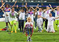 Paris Saint-Germain Feminines v Olympique Lyonnais - Women's Champions League Final - 01.06.2017 AR