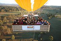 20140630 June 30 Hot Air Balloon Gold Coast