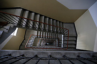 Our Apartment's Stairwell, Warsaw