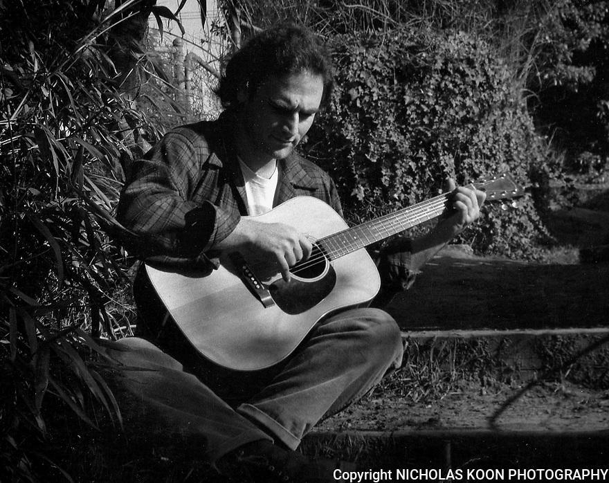 James Waldman, musician.