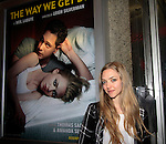 05-17-15 Amanda Seyfried & Thomas Sadoski - The Way We Get By - NYC