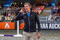 Sir Mark Todd - Sky City Eventing Masterclass. 2019 Equitana Auckland. ASB Showgrounds. Auckland. New Zealand. Thursday 21 November. Copyright Photo: Libby Law Photography