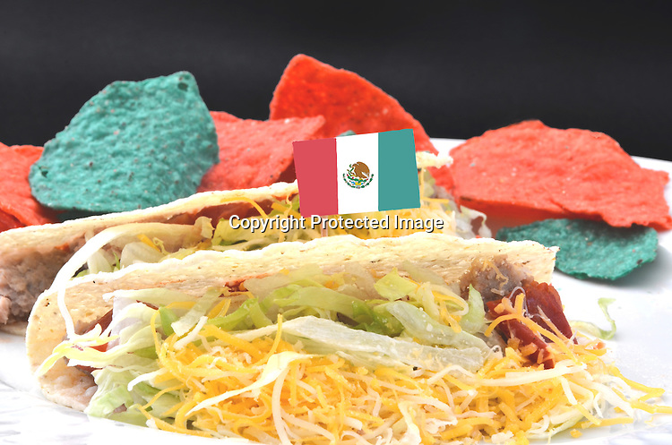 Stock photos of Mexican Tacos