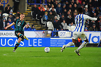 Ben Wilmot of Swansea City in action during the Sky Bet Championship match between Huddersfield Town and Swansea City at The John Smith's Stadium in Huddersfield, England, UK. Tuesday 26 November 2019