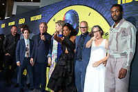 LOS ANGELES - OCT 14:  Andrew Howard, Tim Blake Nelson, Don Johnson, Jean Smart, Regina King, Damon Lindelof, Nicole Kassell, Yahya Adbul-Meteen II at the HBO's Watchman Premiere Screening at the Cinerama Dome on October 14, 2019 in Los Angeles, CA