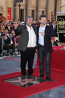 Peter Jackson, Andy Serkis<br />