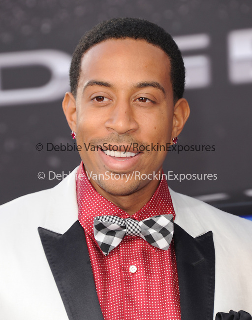 Chris Ludacris Bridges  at The Universal Pictures American Premiere of Fast & Furious 6 held at Universal CityWalk in Universal City, California on May 21,2013                                                                   Copyright 2013 Hollywood Press Agency
