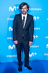 Pablo Nieto attends to blue carpet of presentation of new schedule of Movistar+ at Queen Sofia Museum in Madrid, Spain. September 12, 2018. (ALTERPHOTOS/Borja B.Hojas)