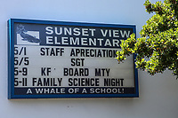 Sunset View Elem. School