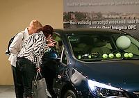 8-2-10, Rotterdam, Tennis, ABNAMROWTT, Raad het aantak ballen