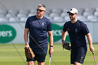 Warwickshire head coach Ashley Giles looks on during Essex CCC vs Warwickshire CCC, Specsavers County Championship Division 1 Cricket at The Cloudfm County Ground on 21st June 2017