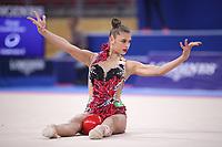 September 10, 2018 - Sofia, Bulgaria - ALEKSANDRA SOLDATOVA of Russia performs at 2018 World Championships.