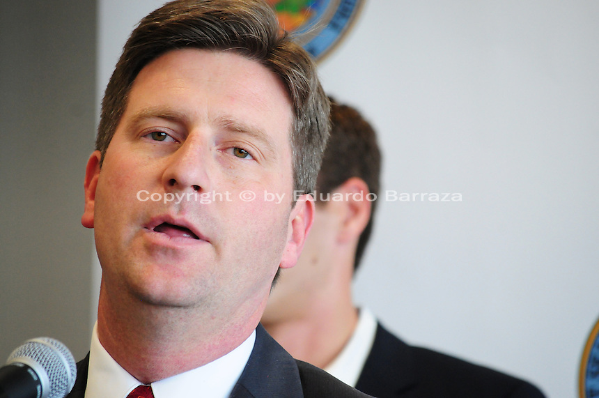 Phoenix, Arizona.  City of Phoenix Mayor Greg Stanton was elected to office in 2011, after serving nine years on the City Council. He also worked as Arizona's Deputy Attorney General. Stanton attended Marquette University on the Harry S. Truman Scholarship, and earned a law degree from the University of Michigan. Photo Eduardo Barraza © 2014