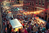 Feast of St. Anthony, endicott Street, North End, Boston, MA