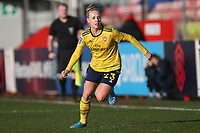 Beth Mead of Arsenal during Brighton & Hove Albion Women vs Arsenal Women, Barclays FA Women's Super League Football at Broadfield Stadium on 12th January 2020