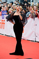 09 September 2018 - Toronto, Ontario, Canada -  Lady Gaga, Stefani Germanotta. &quot;A Star Is Born'&quot; premiere during 2018 Toronto International Film Festival at Roy Thomson Hall. <br /> CAP/ADM/BPC<br /> &copy;BPC/ADM/Capital Pictures