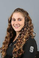 STANFORD, CA-October 16, 2014- Nikki McNair of the Stanford Womens Gymnastics Team