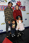 Ashley Walters at  the Cbeebies Christmas Show Thumbelina, Cineworld Leicester Square London