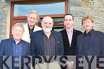 The Chieftains who played a concert as part of the World Bodhran festival in CYMS Killorglin Saturday night   Copyright Kerry's Eye 2008
