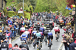 Action from Stage 3 of the 2019 Tour de Yorkshire, running 132km from Brindlington to Scarborough, Yorkshire, England. 4th May 2019.<br /> Picture: ASO/SWPix/Alex Broadway | Cyclefile<br /> <br /> All photos usage must carry mandatory copyright credit (&copy; Cyclefile | ASO/SWPix/Alex Broadway)