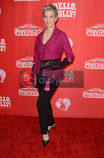 Patricia Ward Kelly<br /> at the Hello Dolly! Los Angeles Premiere, Pantages Theater, Hollywood, CA 01-30-19<br /> David Edwards/DailyCeleb.com 818-249-4998