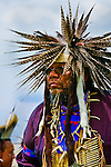 Members of many different tribes gather for the Plains Heritage Museum Powwow