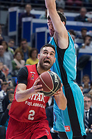 Montakit Fuenlabrada Marko Popovic during Liga Endesa match between Movistar Estudiantes and Montakit Fuenlabrada at Wizink Center in Madrid, Spain. November 12, 2017. (ALTERPHOTOS/Borja B.Hojas) /NortePhoto.com