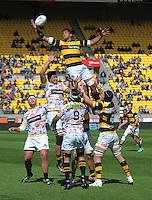 161009 Mitre 10 Cup Rugby - Wellington Lions v Taranaki