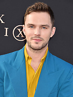 "HOLLYWOOD, CA - JUNE 04: Nicholas Hoult arrives at the Premiere Of 20th Century Fox's ""Dark Phoenix"" at TCL Chinese Theatre on June 04, 2019 in Hollywood, California.<br /> CAP/ROT/TM<br /> ©TM/ROT/Capital Pictures"