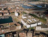 21 oktober 1995. Tunnelplaats Antwerpen.