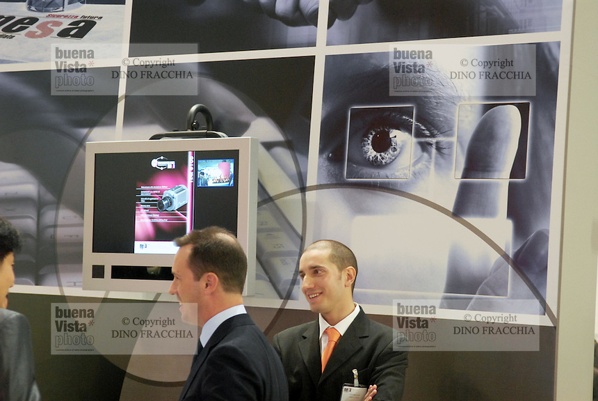 - Sicurtech, security and safety fair....- Sicurtech, fiera della sicurezza