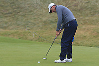 Padraig Harrington (IRL) on the 6th during Round 2 of the Irish Open at LaHinch Golf Club, LaHinch, Co. Clare on Friday 5th July 2019.<br /> Picture:  Thos Caffrey / Golffile<br /> <br /> All photos usage must carry mandatory copyright credit (© Golffile | Thos Caffrey)