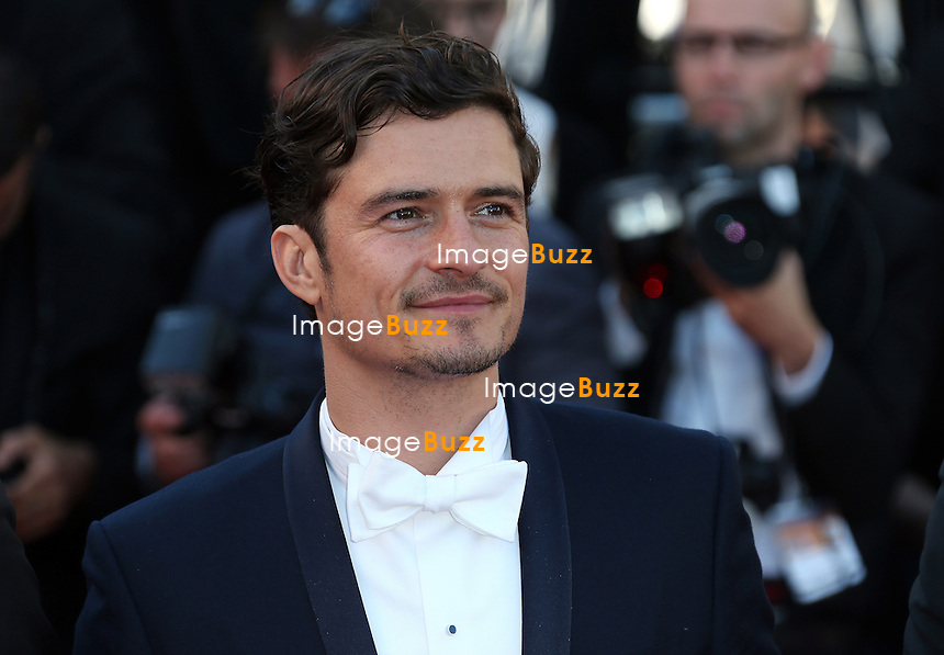 CPE/Actor Orlando Bloom attends the 'Zulu' Premiere and Closing Ceremony during the 66th Annual Cannes Film Festival at the Palais des Festivals on May 26, 2013 in Cannes. .